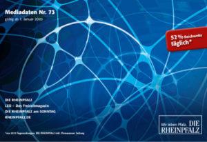 RHEINPFALZ Mediadaten Nr. 73 2020