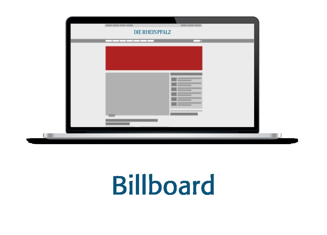 Beispiel Billboard