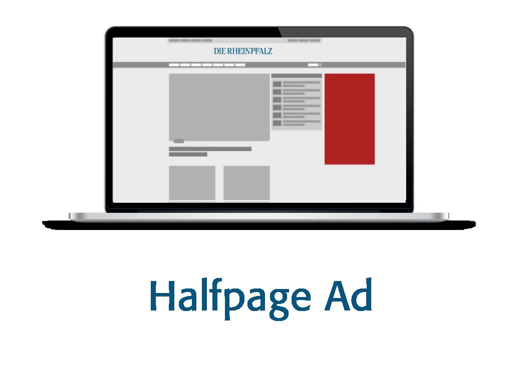 Beispiel Halfpage Ad