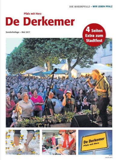 De Derkemer Titelseite