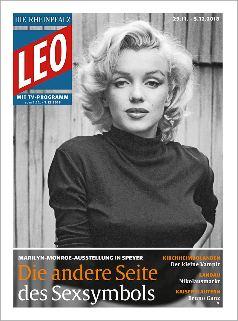 LEO Titelseite