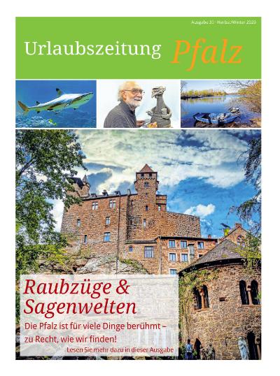 Urlaubszeitung_Pfalz Titelbild