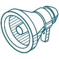 Lautsprecher Icon