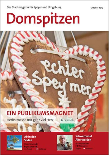 Stadtmagazin Titelbild
